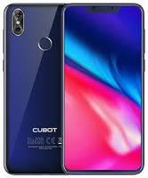 """Смартфон Cubot P20 Blue 4/64Gb, 2sim, 20+2/13Мп, 6.18"""" IPS, 4000mAh, MT6750T, 4G, 8 ядра, GPS, фото 1"""