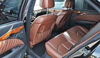 Краска для Кожаного Салона Mercedes-Benz. e420-class w211 . Коричн, фото 1