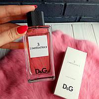 Женская туалетная вода Dolce&Gabbana 3 L'Imperatrice (реплика), фото 1