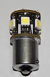 Автомобильный светодиод P21W (11-SMD)(5050)(БЕЛЫЙ), фото 3