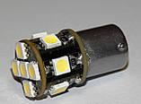 Автомобильный светодиод P21W (11-SMD)(5050)(БЕЛЫЙ), фото 5