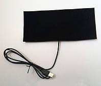 Нагревательный элемент в обувь / одежду с питанием от USB до 50 градусов №7 10*22 см, текстиль, USB