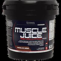 Гейнер Ultimate Muscle Juice Revolution 2600 (5,04 кг) Шоколадные сливки, фото 1