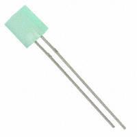Светодиод прямоугольный HLMP-0503 (Broadcom)