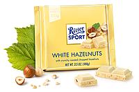 Ritter Sport White Hazelnuts (Белый шоколад с орехами) 100 г. Германия