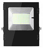 Уличный прожектор на солнечной батарее  с пультом ДУ 30 Вт  120 LED, фото 3