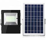 Уличный прожектор на солнечной батарее  с пультом ДУ 30 Вт  120 LED, фото 4