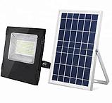 Уличный прожектор на солнечной батарее  с пультом ДУ 30 Вт  120 LED, фото 2
