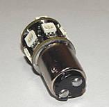 Автомобильный светодиод P21/5W (11-SMD)(5050)(КРАСНЫЙ), фото 3