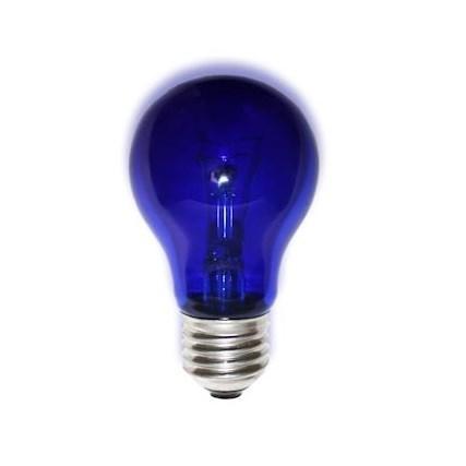Лампа медицинская синяя КАЛАШНИКОВО 230 - 60 E27 А55 С