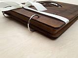 Фотоальбом з дерев'яна яними обкладинками, фото 4