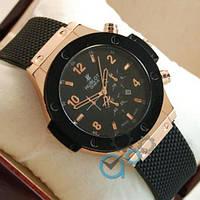 Мужские часы Hublot Big Bang Black Gold Glass в Украине. Сравнить ... f72086b375ea9