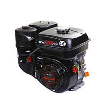 Двигатель бензиновый Weima WM170F-3 (R) New (1800 об/мин., бензин 7 л. с, шпонка, редуктор)