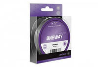 Шнур спиннинг, шнур Line FIN One Way 125m / серый 0,16mm 5,8kg