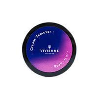 Vivienne Cream Remover Rose - ремувер кремовый розовый, 15 мл