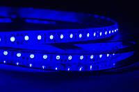Dilux - Светодиодная лента SMD 3528 120LED/м, негерметичная IP33, синяя., фото 1