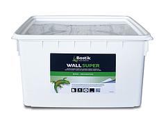 Усиленный клей для стеклохолста и стеклообоев BOSTIK 76 WALL SYPER 5 кг