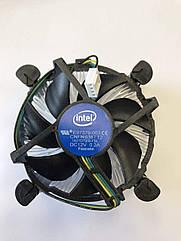 """Система охлаждения BOX INTEL E97379-003  Socket 1150/1155/1156/1151 (Алюминий) """"OVER-STOCK"""" Б/У"""