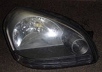Фара лев -08 электр коррект серая  Hyundai Tucson 921022Exxx / 2005г.