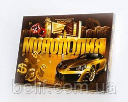 "Гра мала наст. ""Монополия"" рос. (20), SP G 08 ДАНКО ТОЙС"