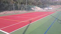 Спортивные площадки больше 300 м2