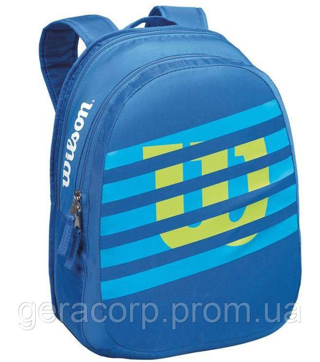Рюкзак Wilson Match jr backpack blue 2017