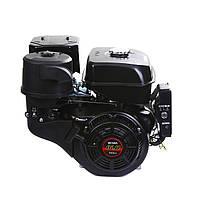 Двигатель бензиновый Weima WM190FЕ-S (HONDA GX420) (шпонка,вал 25 мм,бензин 16л.с., электростартер), фото 1