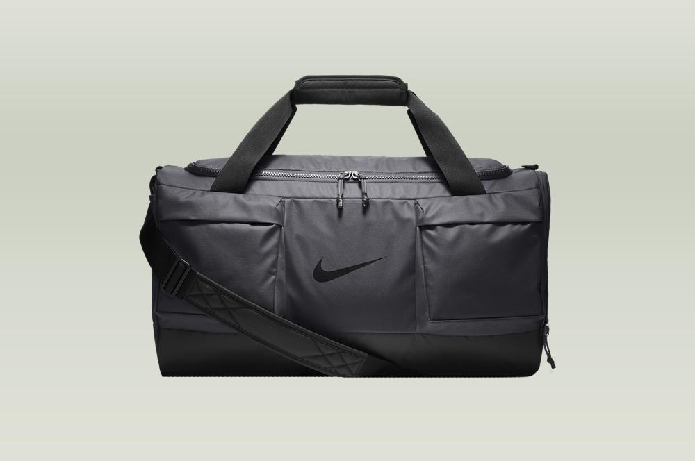 Сумка спортивная Nike Vapor Power Men's Training Duffel Bag Medium BA5542-021 Серый (882801427534)