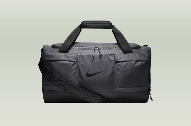 Сумка спортивная Nike Vapor Power Men's Training Duffel Bag Medium BA5542-021 Серый (882801427534), фото 2