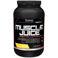 Гейнер Ultimate Muscle Juice Revolution 2600 (2,12 кг) Банан, фото 1