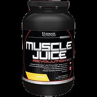Гейнер Ultimate Muscle Juice Revolution 2600 (2,12 кг) Банан