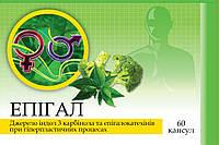 Эпигал №60, эндометриоз, кисты, мастопатия