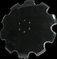 Диск бороны Kuhn Optimer (ромашка) D510X5 H2203180, H2234350