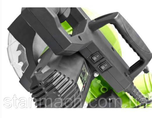 Торцовочная пила Zipper ZI-KGS216-310, фото 2