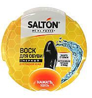Воск Dubbin черный для гладкой кожи Салтон 75мл