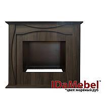 Камин портал для электрокамина DIMPLEX IDaMebel Denpasar (портал без очага индивидуальный заказ), фото 2