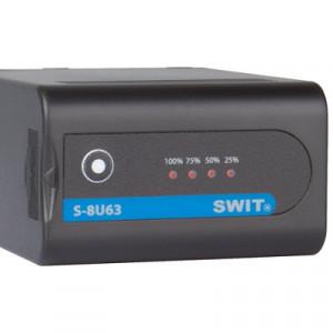 Аккумулятор SWIT S-8U63 Li-Ion Rechargeable Battery for Select Sony Cameras (S-8U63)