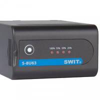 Аккумулятор SWIT S-8U63 Li-Ion Rechargeable Battery for Select Sony Cameras (S-8U63), фото 1