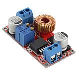 Регулируемый преобразователь напряжения и тока XL4005 XL4005E1 5A CC/CV/LED контроллер заряда акб, фото 6