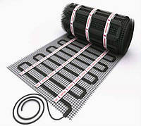 Нагревательный мат для теплого пола черный WHB-1.0-150 0,5x2 м, 150Вт Warmset