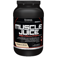 Гейнер Ultimate Muscle Juice Revolution 2600 (2,12 кг) Печенье со сливками, фото 1