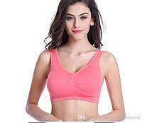 Спортивный бюстгальтер - лиф с поддержкой для груди, Чашка C. , фото 1