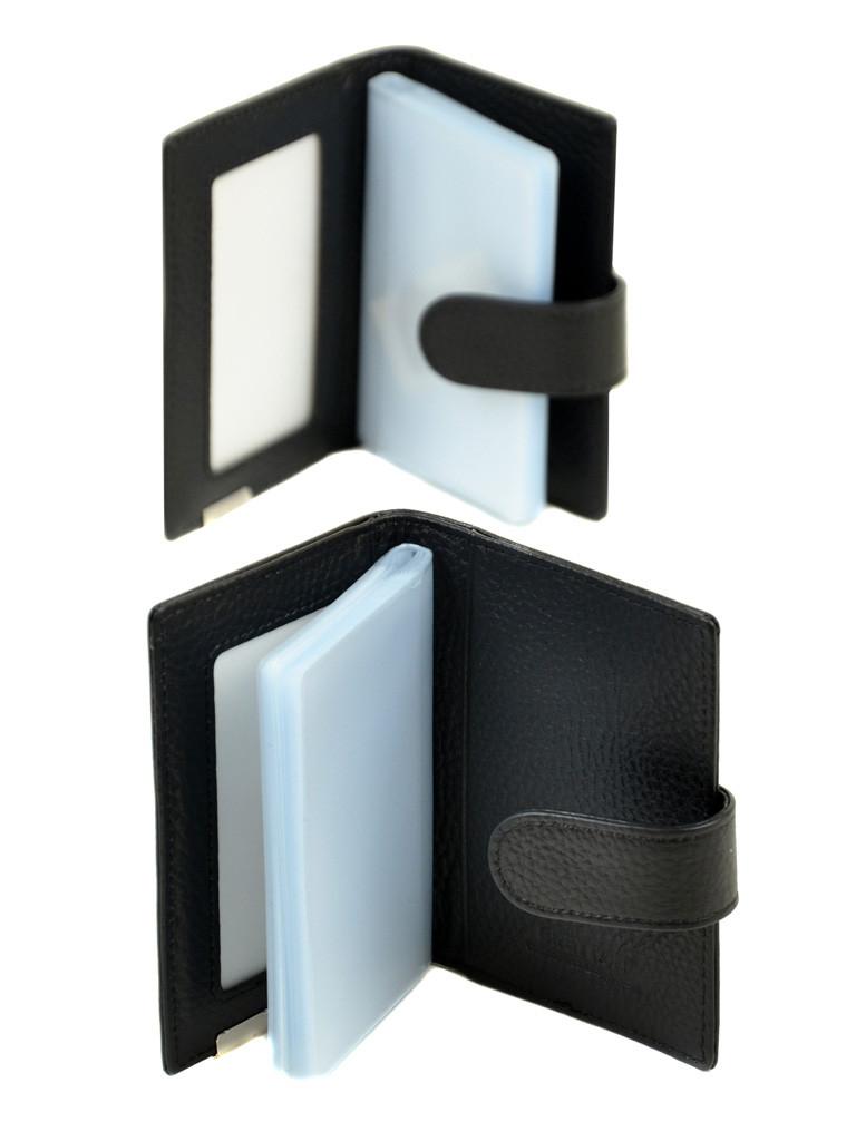 Визитница  CLASSIC. кожа BRETTON M4203 black