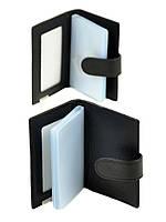 Визитница  CLASSIC. кожа BRETTON M4203 black, фото 1