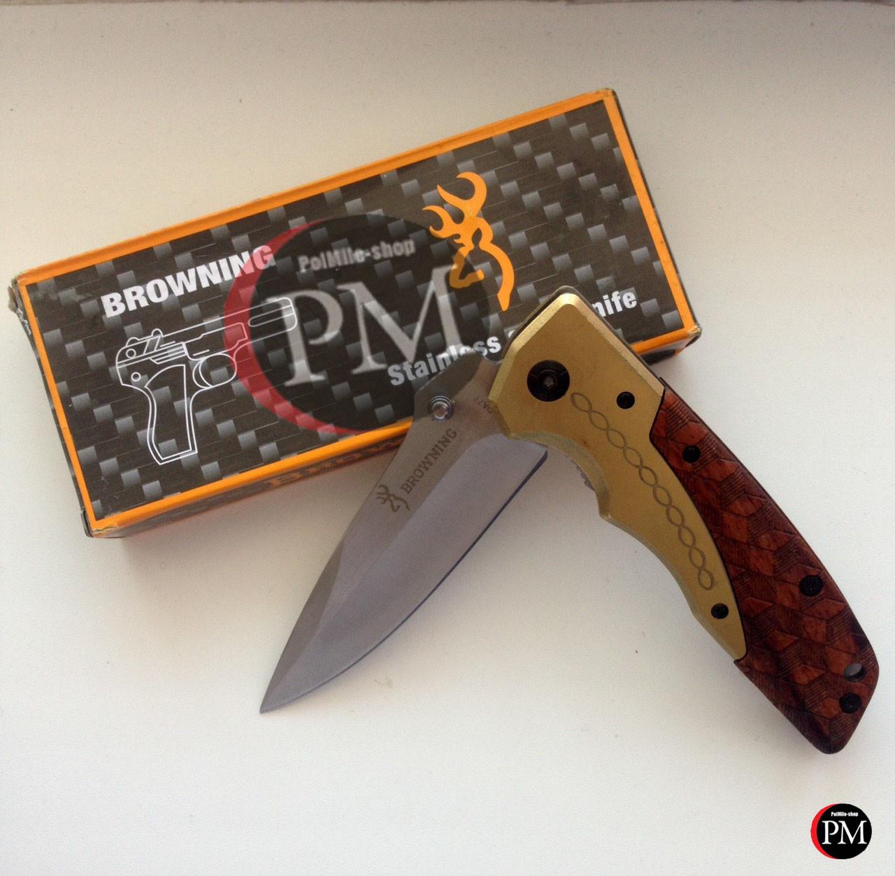 Нож складной Browning DA 77