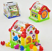 Игрушка музыкальная, игрушка-сортировщик, игрушка для малыша, игрушка развивающая и обучающая