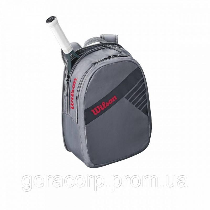 Рюкзак Wilson jr backpack grey