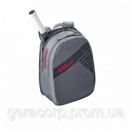 Рюкзак Wilson jr backpack grey, фото 2