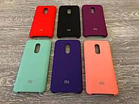 Чехол Soft touch для Xiaomi Redmi 5 (6 цветов)