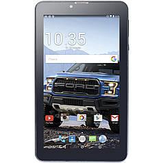 ϞСмартфон 7'' Lesko mobile с большим экраном 1/16GB 4 ядра аккумулятор 3000 mAh камера 5 Мп навигация GPS